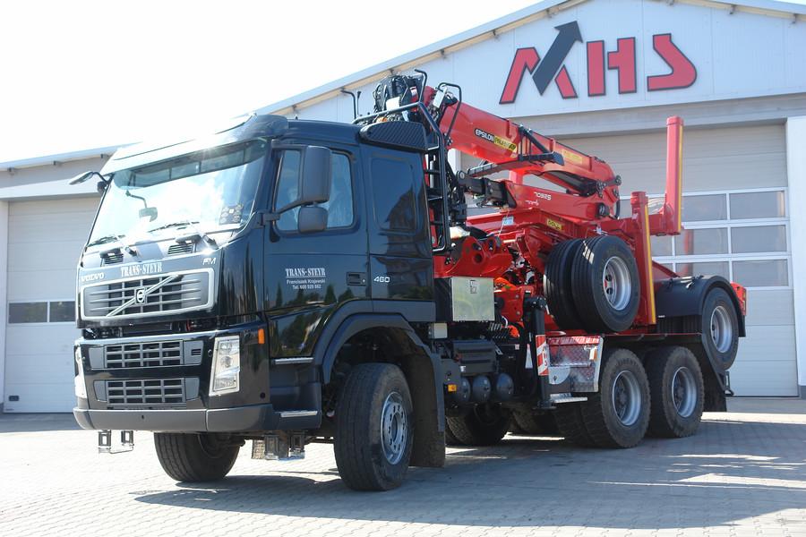 MHS serwis Mikulski - partner MHS II Hydraulika Siłowa i Kompresory